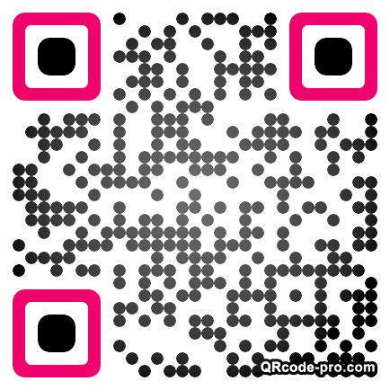 QR code with logo 1QH70