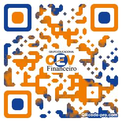 QR code with logo 1QHi0
