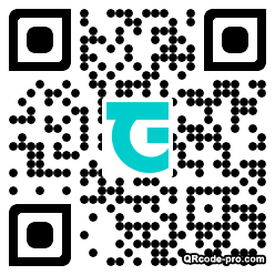 QR code with logo 1QK50