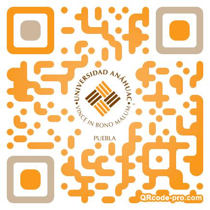QR code with logo 1QOl0