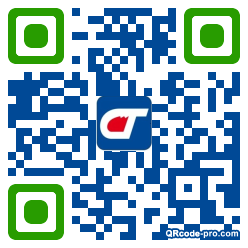 QR code with logo 1QQr0