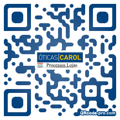 QR code with logo 1QRg0