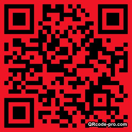 QR code with logo 1QSI0