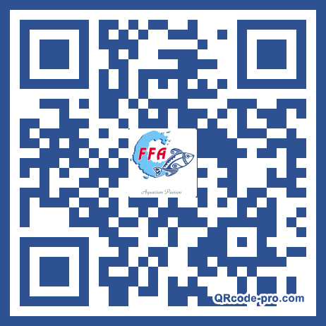 QR code with logo 1QSf0