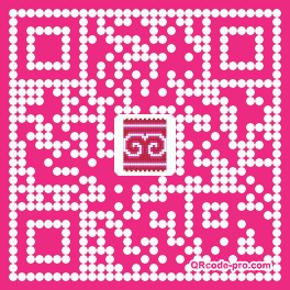 QR code with logo 1QU40