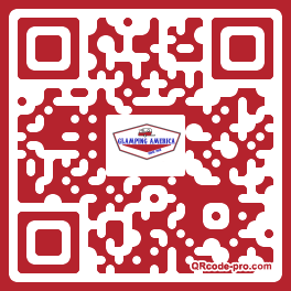 QR code with logo 1QY20