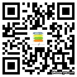 QR code with logo 1Qcg0