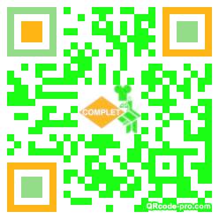 QR code with logo 1Qfo0