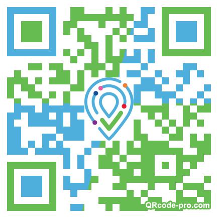 QR code with logo 1Qhg0