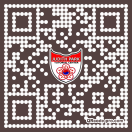 QR code with logo 1Ql20