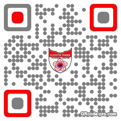 QR code with logo 1Ql40