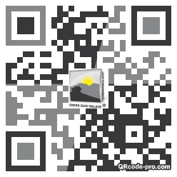 QR code with logo 1Qn30