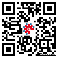 QR code with logo 1QuY0