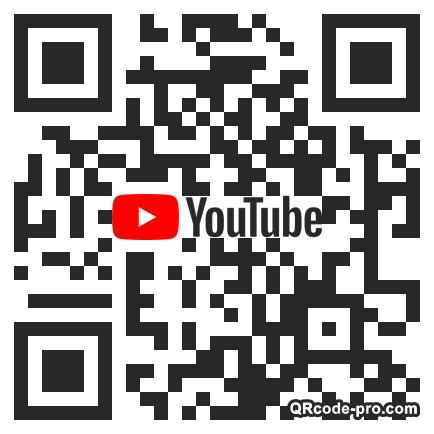 QR code with logo 1R6u0
