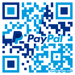 QR code with logo 1R770