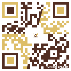 QR code with logo 1RBw0