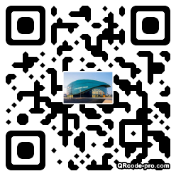 QR code with logo 1RD90