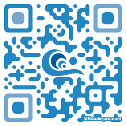 QR code with logo 1RDu0