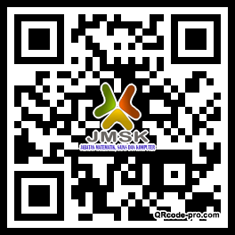 QR code with logo 1RGi0