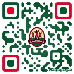 QR code with logo 1RJM0