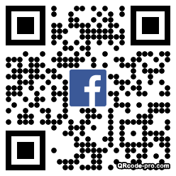QR code with logo 1RJh0
