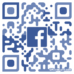 QR code with logo 1RL10