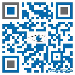 QR code with logo 1RRz0