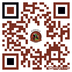 QR code with logo 1RTX0