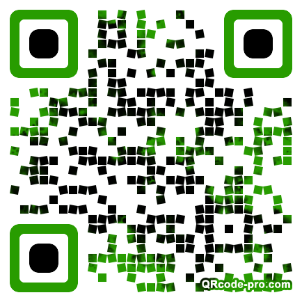 QR code with logo 1RV60