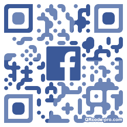 QR code with logo 1RVG0