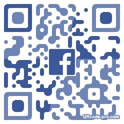 QR code with logo 1RXF0