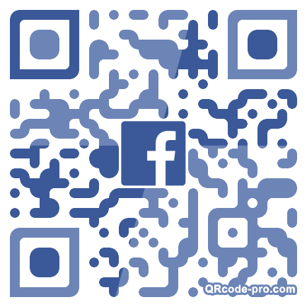 QR code with logo 1RaD0