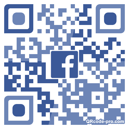 QR code with logo 1RbC0