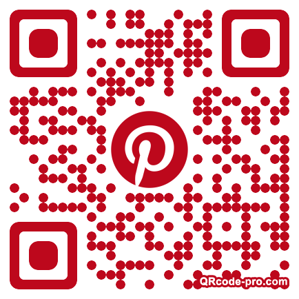 QR code with logo 1RcL0