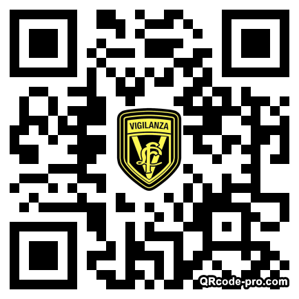 QR code with logo 1Re80