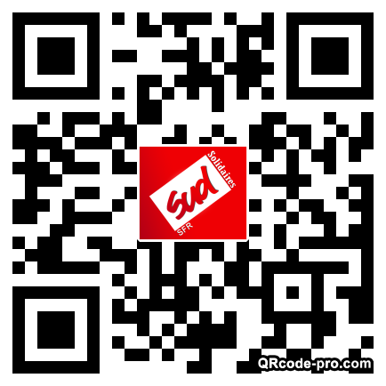 QR code with logo 1ReO0