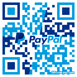 QR code with logo 1Rid0