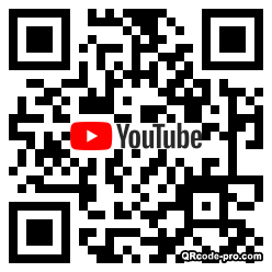 QR code with logo 1RjU0