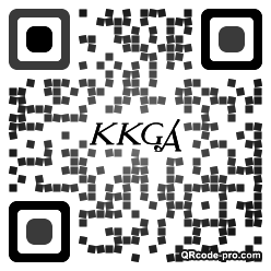 QR code with logo 1Rke0