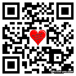 QR code with logo 1Rog0