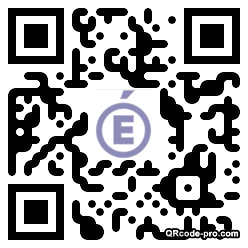 QR code with logo 1Rom0