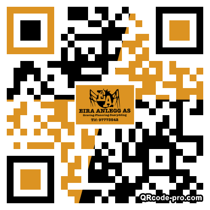 QR code with logo 1RpM0