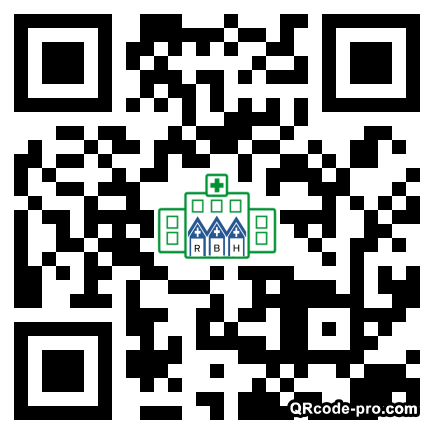 QR code with logo 1RqY0
