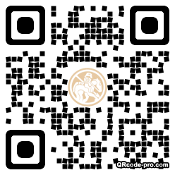 QR code with logo 1Rre0
