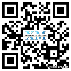 QR code with logo 1RuG0