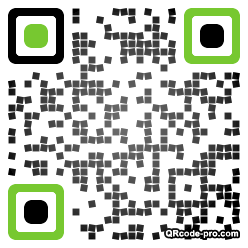 QR code with logo 1Rx90