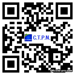QR code with logo 1Ry60