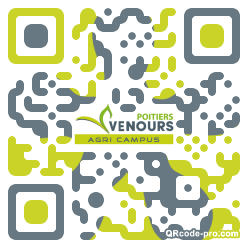 QR code with logo 1Rzb0
