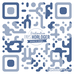 QR code with logo 1Rzl0