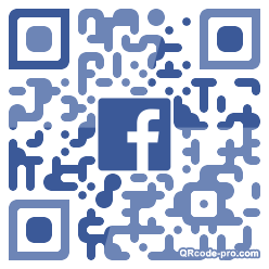 QR code with logo 1S010